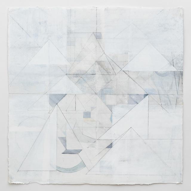 , 'pyramid,' 2013-2017, Sears-Peyton Gallery