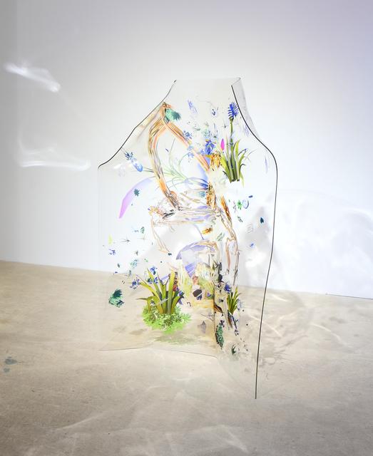 , 'Safe Apron, Safe Cape,' 2016, Johannes Vogt Gallery
