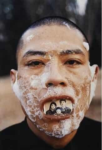 Zhang Huan, 'Foam #12/15', 1998, Alter Gallery | Studio