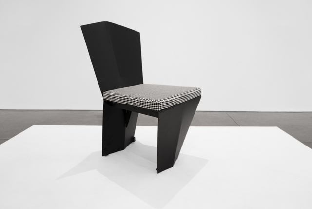 , 'Modernist Metal Garden Chair with Dedar Milano Seat Cushion,' ca. 1970s, Peter Blake Gallery
