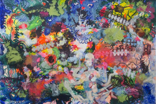 , 'Reconstruction - Floating Garden,' 2018, Mizuma Art Gallery