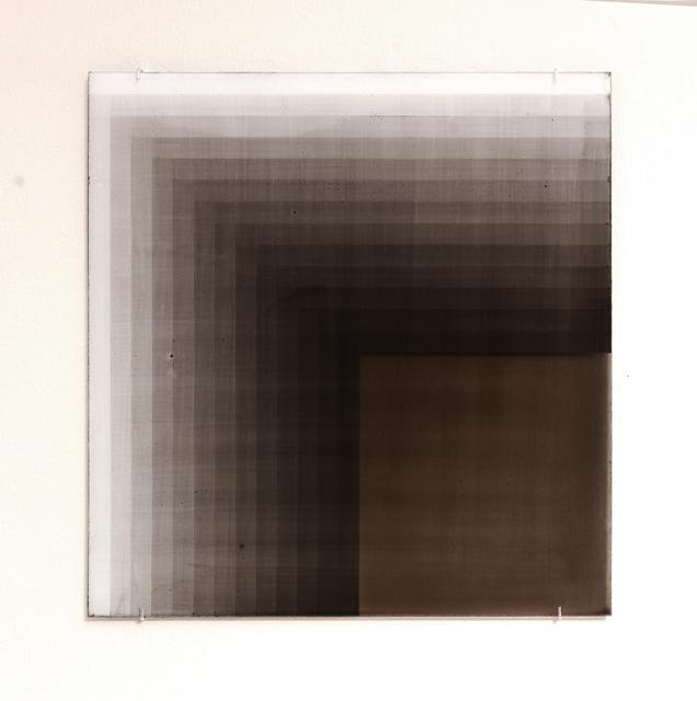 , '38调 -rv 黑 38 black shades,' 2018, Tong Gallery+Projects