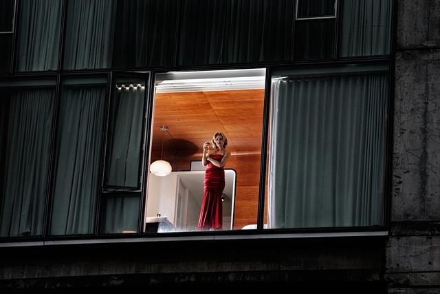 David Drebin, 'Waiting For Him', 2009, Photography, Digital C-Print, Isabella Garrucho Fine Art