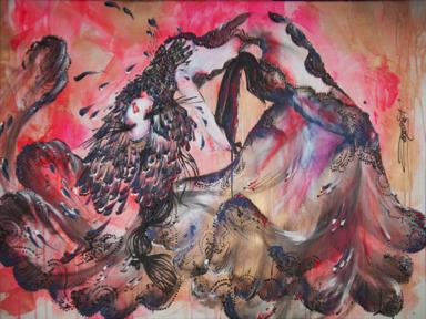 , 'L'Oiseau de Feu,' , art&emotion Fine Art Gallery
