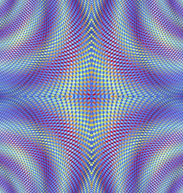 , 'Magnetic Variations,' 2017, belenmorenoSTUDIO