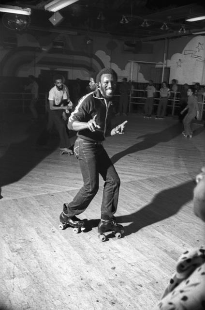 , 'Empire Roller Disco #25,' 1980, Benrubi Gallery