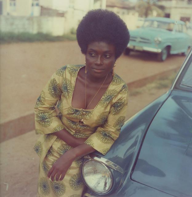 , 'The daughter of the landlord, Accra, c. 1972,' 2019, Galerie Clémentine de la Féronnière