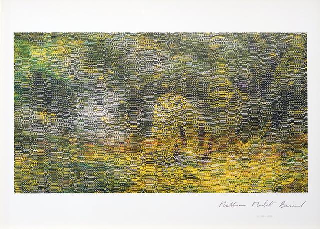 Mathieu Merlet Briand, '#Nature #21', 2019, Contemporary Art Platform Kuwait
