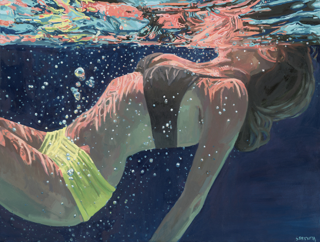 , 'Moontides,' , Sirona Fine Art