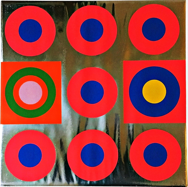 , 'Untitled 1960s Pop Art - Geometric Abstraction ,' 1967, Alpha 137 Gallery