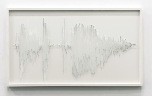 , 'disappearing,' 2016, Galerie Antoine Ertaskiran