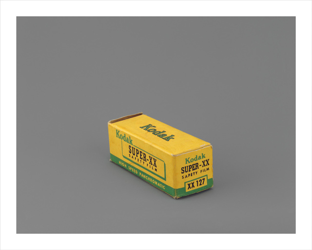 , 'Kodak Super-XX 116 July 1952,' , Bortolami