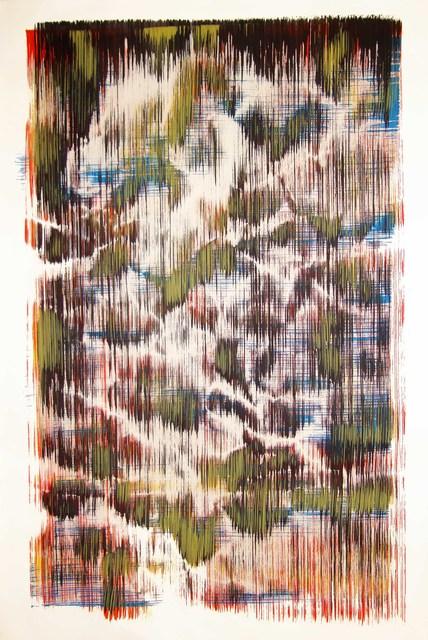 Sergio Barrera, 'Antigesture (rhizomes). P14', 2018, SET ESPAI D'ART