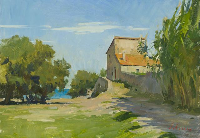 , 'Baratti Farmhouse,' 2016, Grenning Gallery