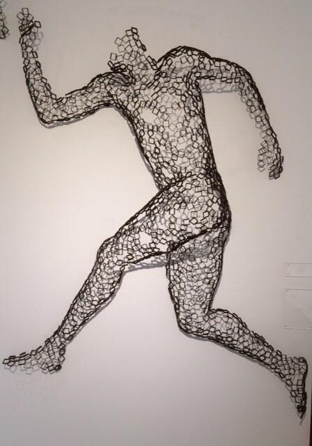 , '   Runner,' , Ode to Art