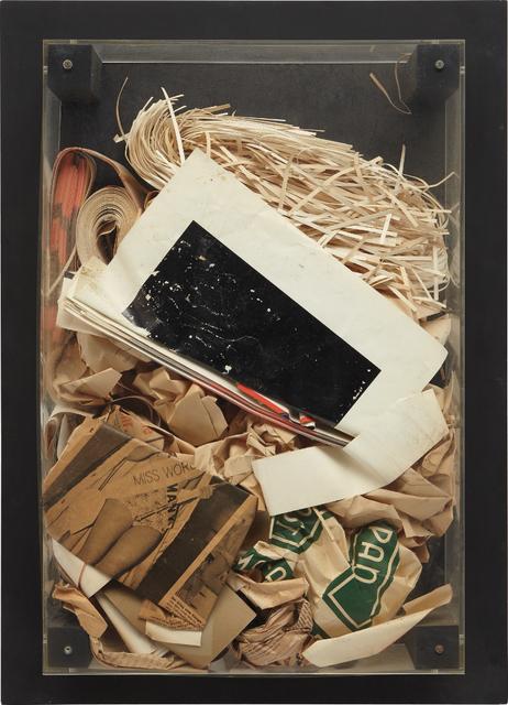 Arman, 'Poubelle', 1964, Phillips
