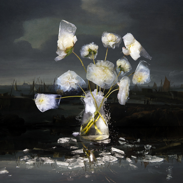 Hans Withoos, 'Ice Flower', 2018, The Directed Art Modern