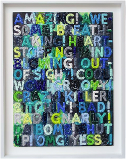 , 'Amazing,' 2016, SmithDavidson Gallery