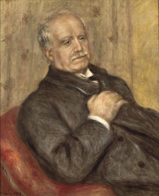 , 'Paul Durand-Ruel,' 1910, The National Gallery, London