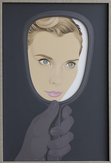 Colin McMaster, 'Hand Mirror 1', 2012, Jewel Goodby Contemporary
