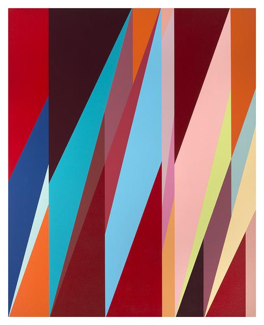 , 'Metropolitan ,' 2017, DC Moore Gallery