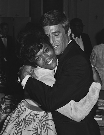 , 'Dionne Warwick and Burt Bacharach, Pierre Hotel, New York,' 1968, Staley-Wise Gallery