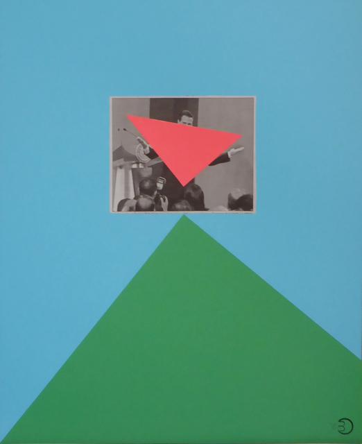 , 'Cáscara Máscara 6,' 2018, Galería La Caja Negra