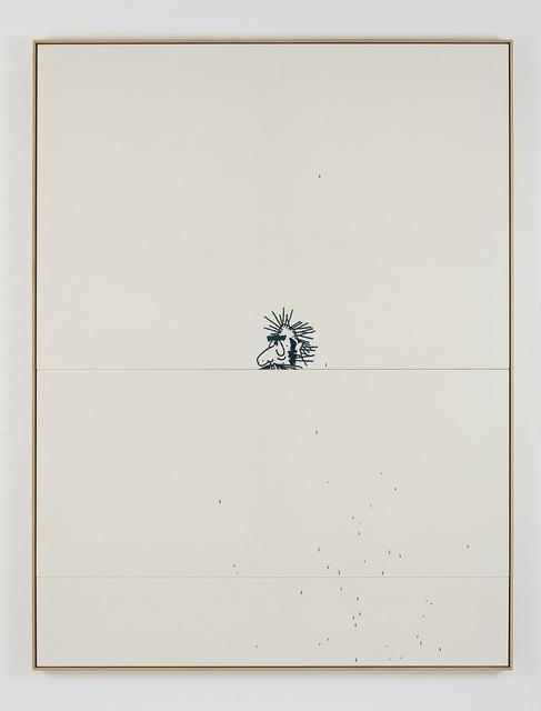 , 'Untitled (<),' 2016, Gió Marconi