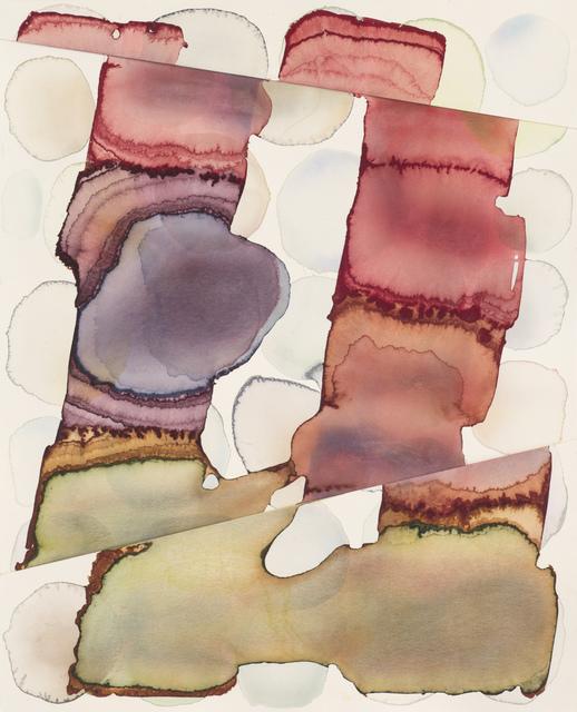 Barbara Nicholls, 'Slip Fault No. 1', 2018, JGM Gallery