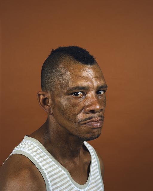 ", 'Pozio 'Patrick Pietersen' Gates, Cape Town, from the series ""Kin"",' 2011, PRISKA PASQUER"
