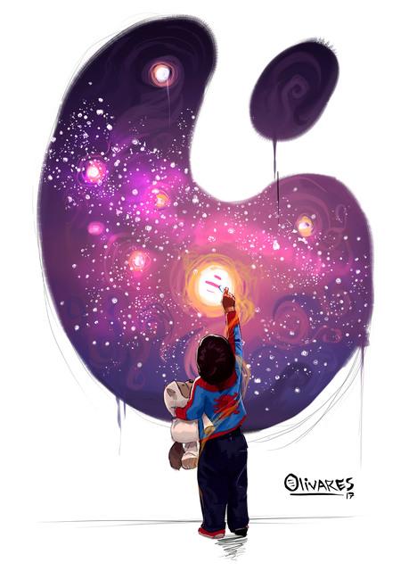 , 'Un Universo de Infinitas Posibilidades / A Universe of Endless Possibilities,' 2017, DATG Concept