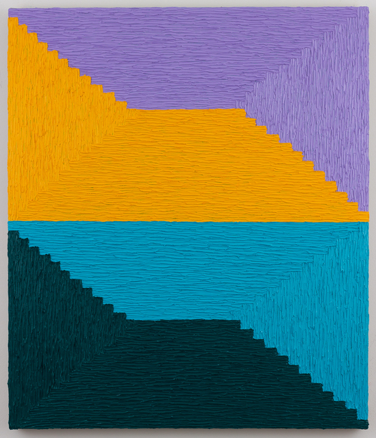 , 'Parallel Stairs Sunset,' 2014, Rhona Hoffman Gallery