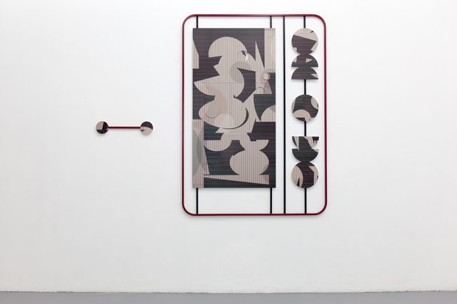 Raúl Díaz Reyes, 'Eight (ex-four)', 2018, Osnova Gallery