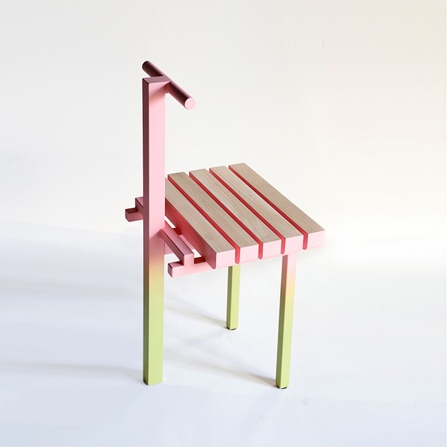 , 'Chair 3,' 2018, Store/Husk Design