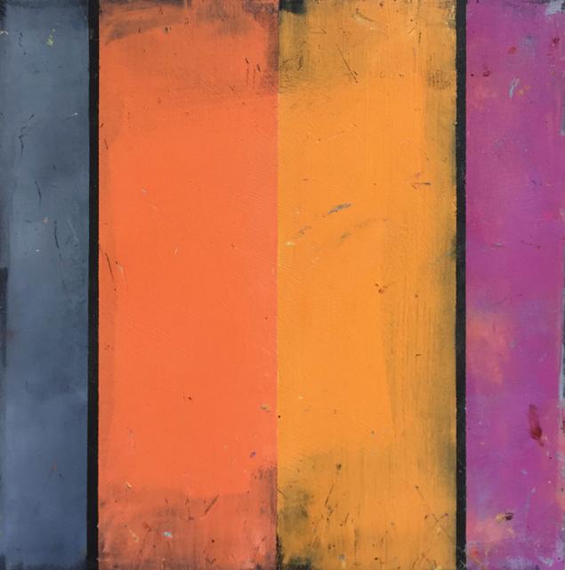 , 'Colorfield 3, Experimental Stripes,' 2019, Artsivana Contemporary