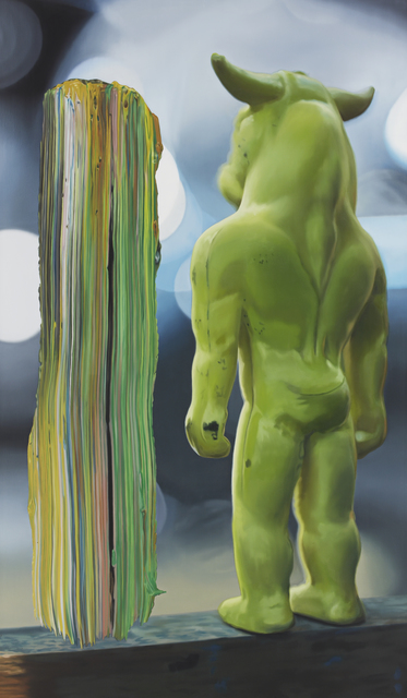 , 'Young Minotaur,' 1997, The FLAG Art Foundation