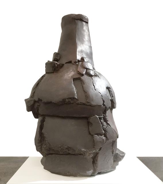 Peter Voulkos, 'Big Ed', 1994, Burning in Water