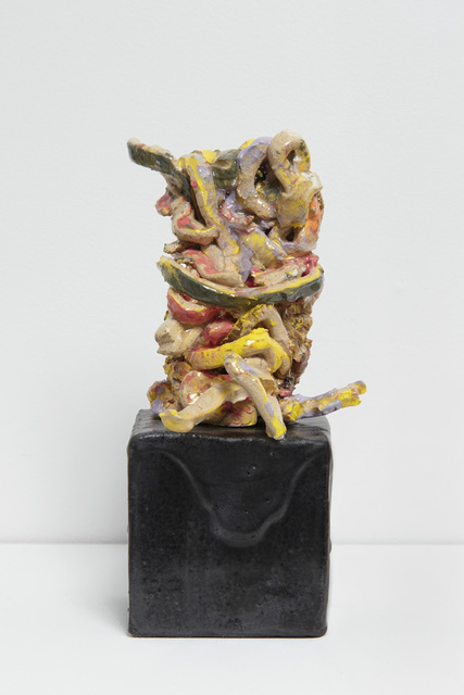 , 'Thoughts #5 Gribouillage en Couleur,' 2017, Jane Hartsook Gallery