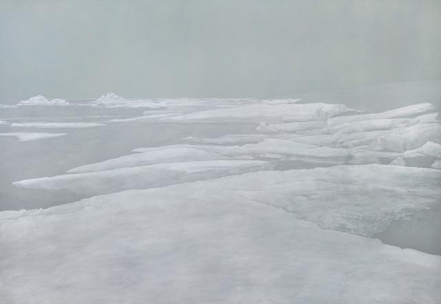 , 'Resolute II (Northwest Passage) 74°40'N; 94°55'W,' 2016, Galerie Laroche/Joncas