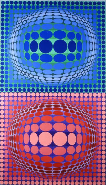, 'BIKABI,' 1988, Espaço Eliana Benchimol