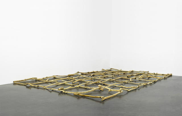 , 'Untitled (Grid),' 2014, Beijing Commune