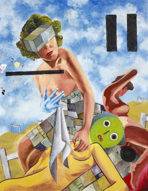 , 'A Strange Trip,' 2018, Albertz Benda