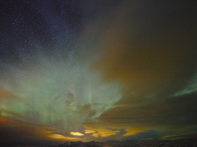 , 'Aurora Borealis,' 2016, Vision Neil Folberg Gallery