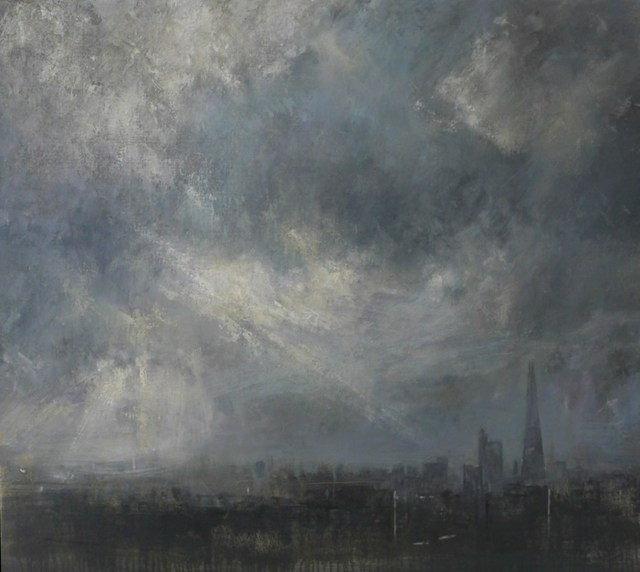 , 'Breaking Light Over London Skyline,' 2016, Tanya Baxter Contemporary