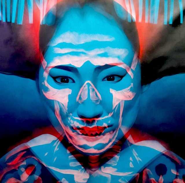 , 'We are all the same/ Geisha,' 2019, NextStreet Gallery