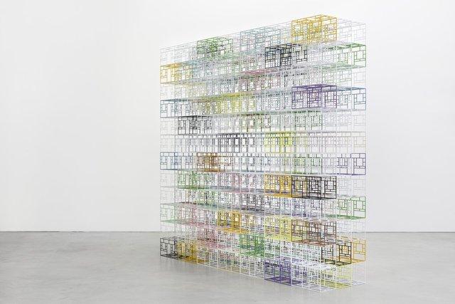 Sirous Namazi, 'Untitled (Modules)', 2012, Galerie Nordenhake