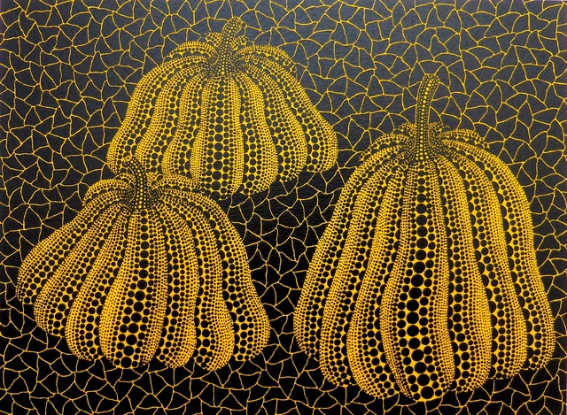Yayoi Kusama, 'Three Pumpkins', 1993, Vogtle Contemporary