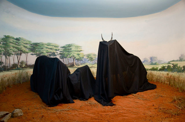 , 'In the Days of a Dark Safari #1,' 2017, Goodman Gallery