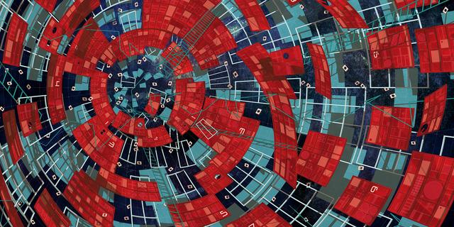 , 'Space Explosion #01,' 2014, Puerta Roja
