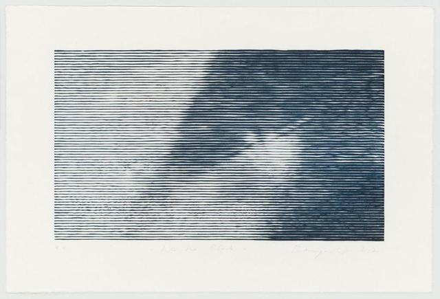 , 'Into the Black,' 2017, Alan Cristea Gallery